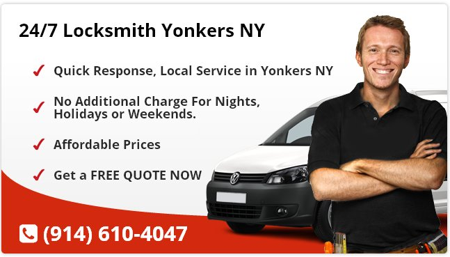 24 Hour Locksmith Yonkers